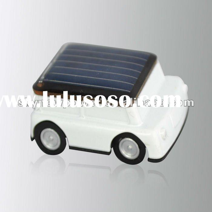 innovative Mini solar jeep car model