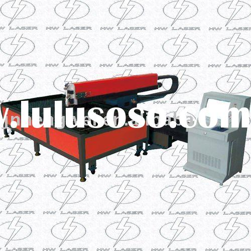 laser cutting machine for thick metal sheet