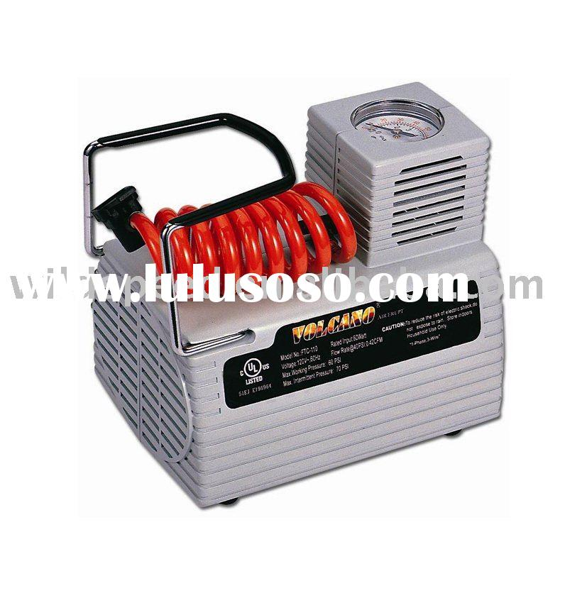 life-long warranty hot sale electric air pump for car AC100-120V or 220-240V INfLATOR