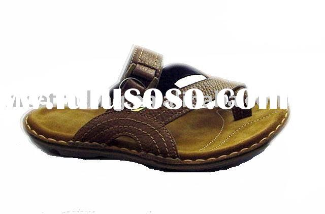 men's leather slipper shoes,fashion slipper shoes ,leather shoes