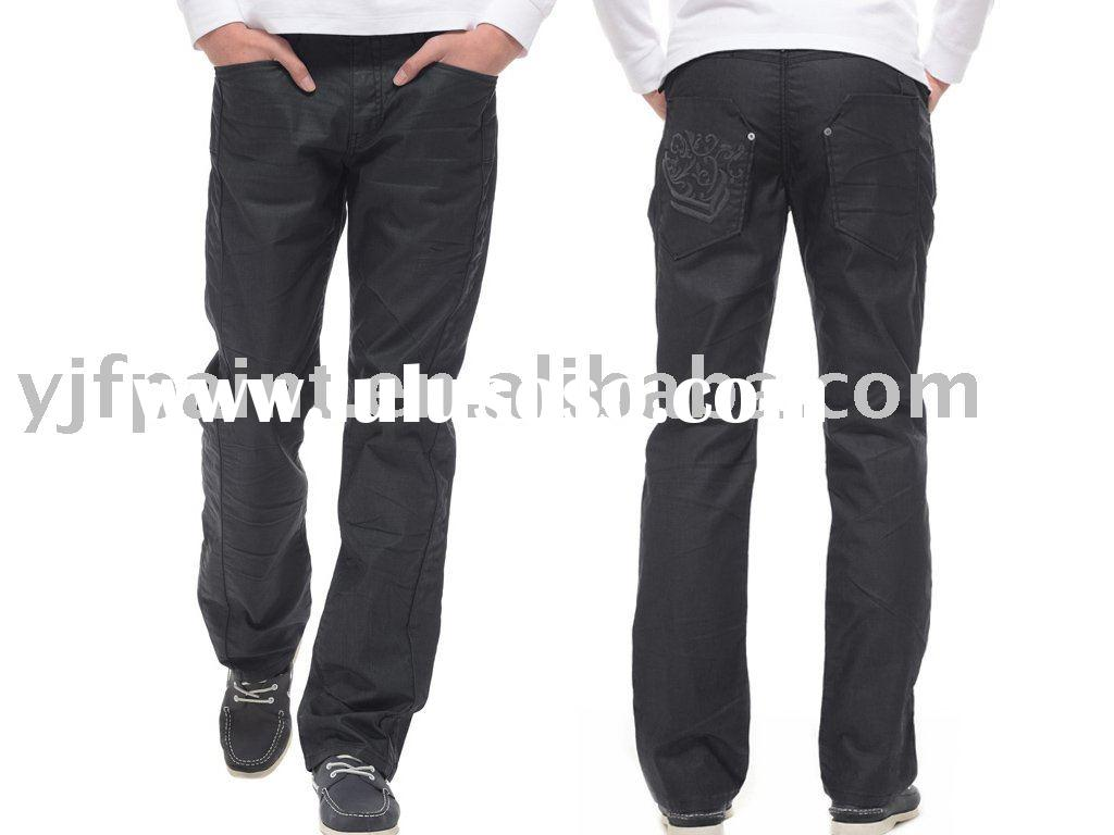 mens jeans men's straight leg jeans adults pants
