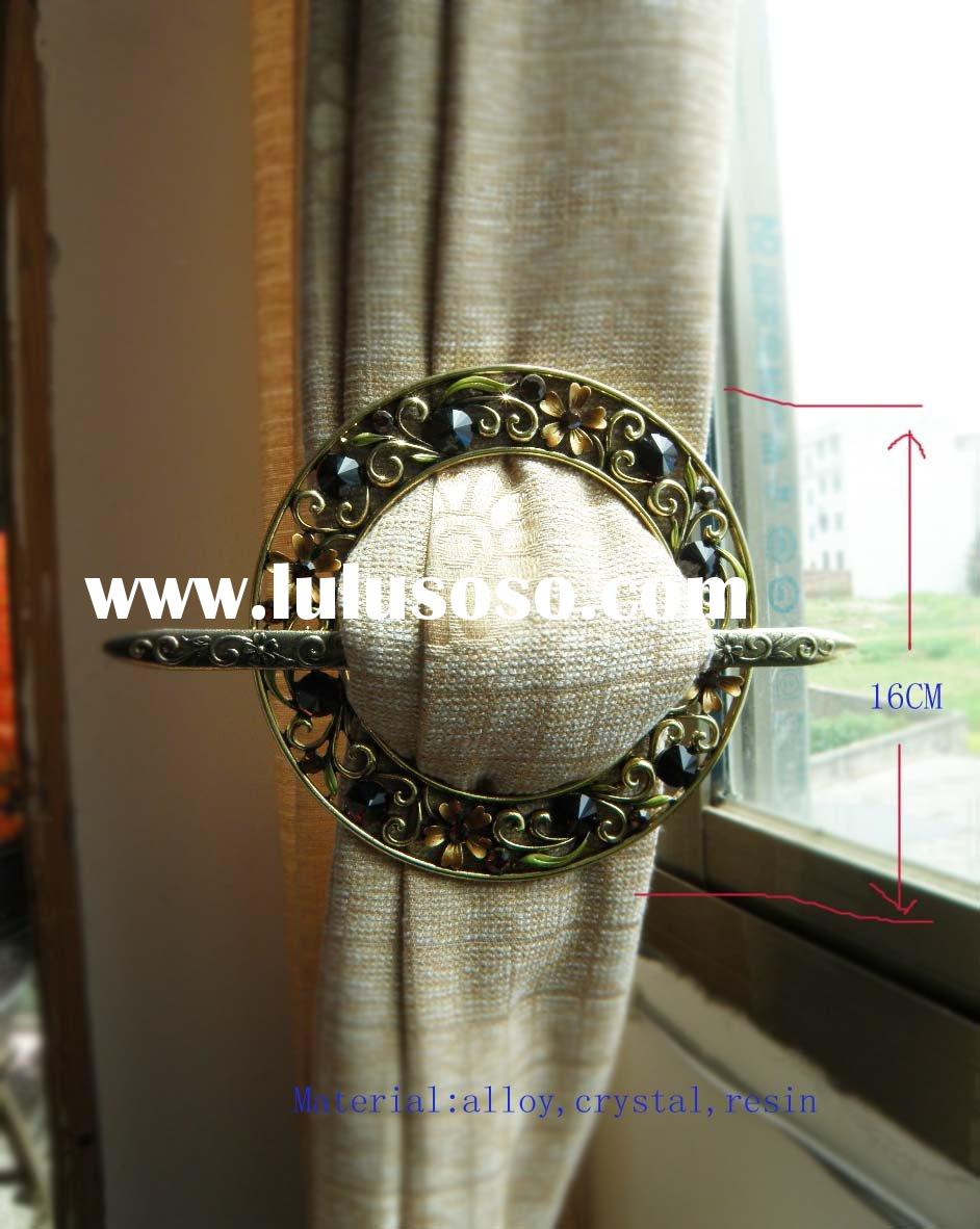 metal curtain holder, metal curtain holder Manufacturers in LuLuSoSo ...