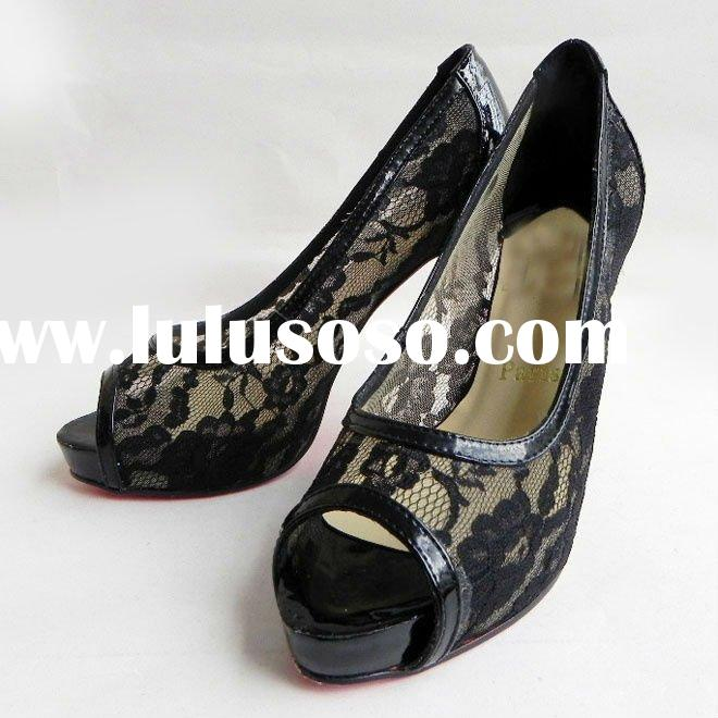 Black Lace Shoes uk Black Lace High Heel Shoes