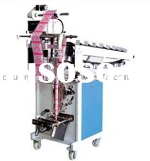 packaging machine for puffed food different kinds of materials packing