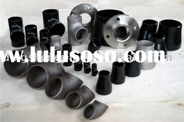 pipe fitting,butt welding pipe elbow,reducer, flanges, tee
