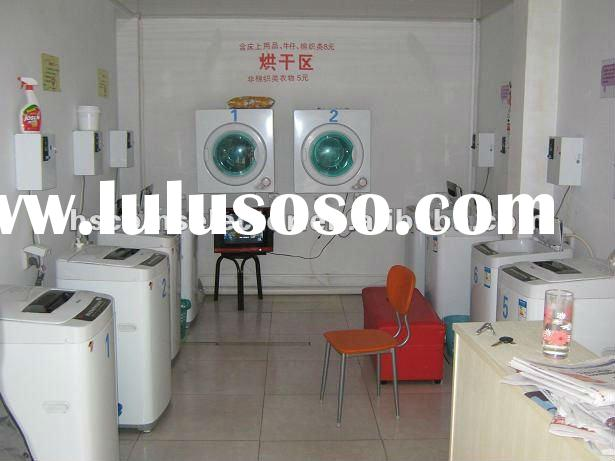 procedure control coin operated washing machine control box for Malaysia Laundry