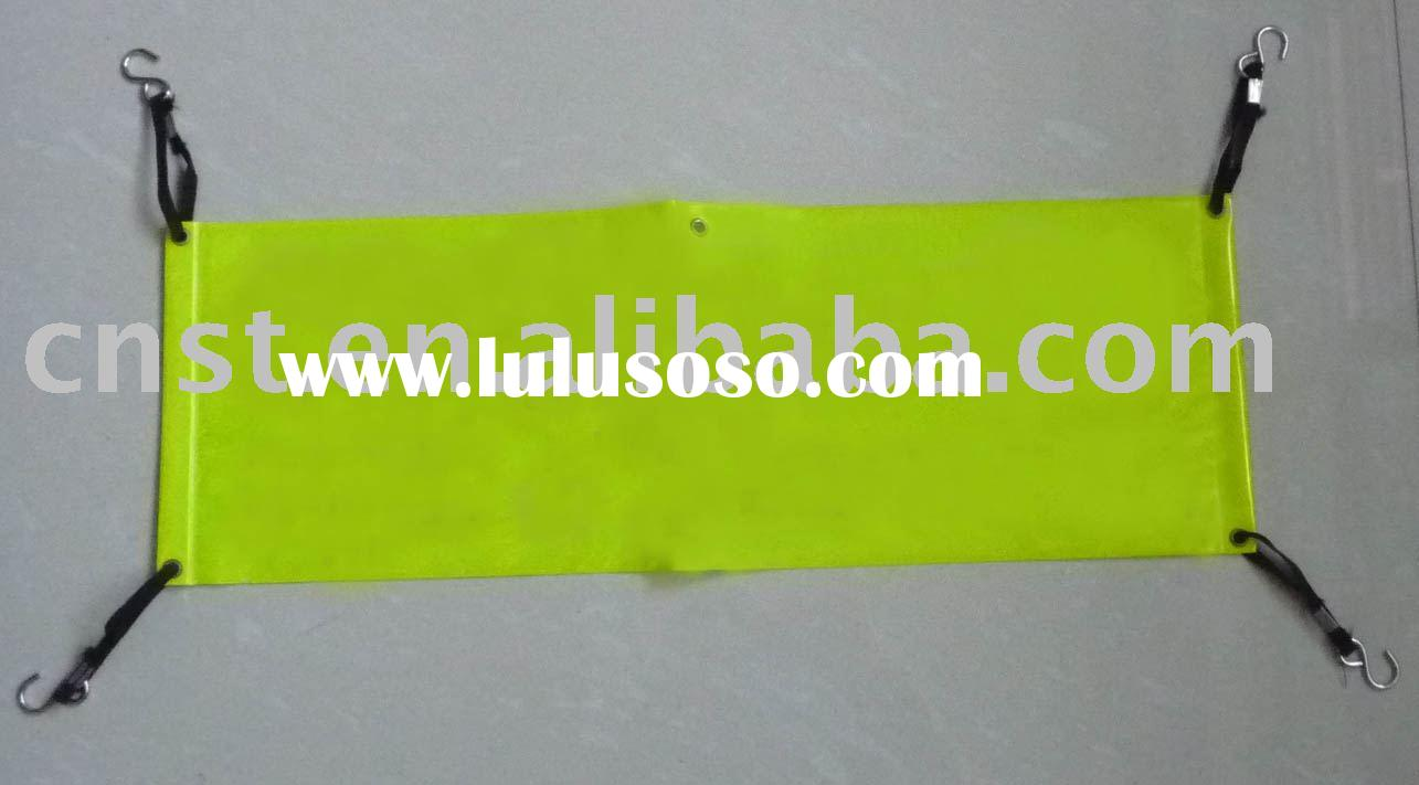 reflective fluorescent tape