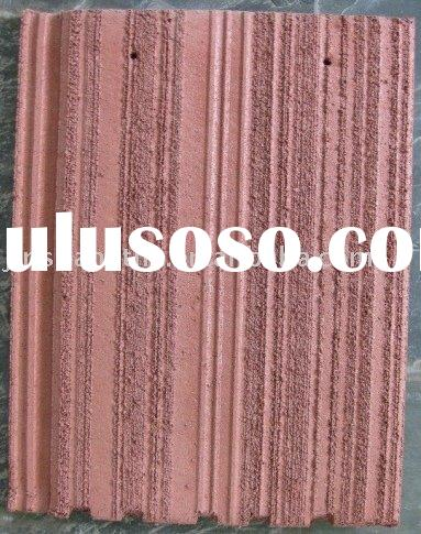 roofing tile,color concrete roof tile,cement roof tile