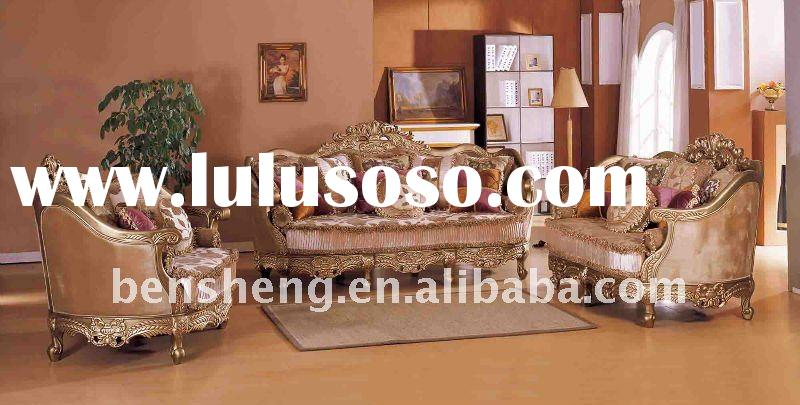Delightful Royal Furniture Sofa Set S2912