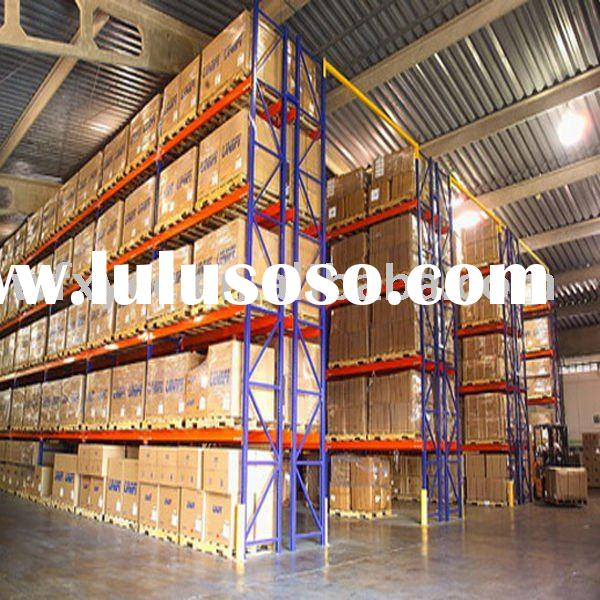 selective pallet racking and storage shelving
