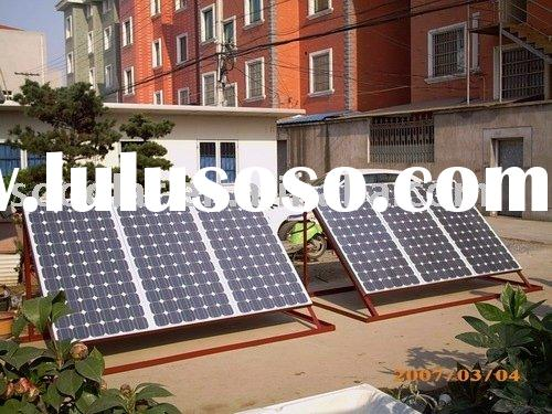solar power system /solar home system/5KW solar power generator