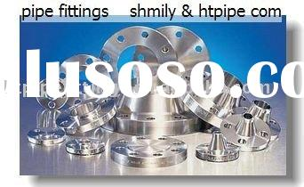stainless steel pipe fittings eblow reducer tee flange