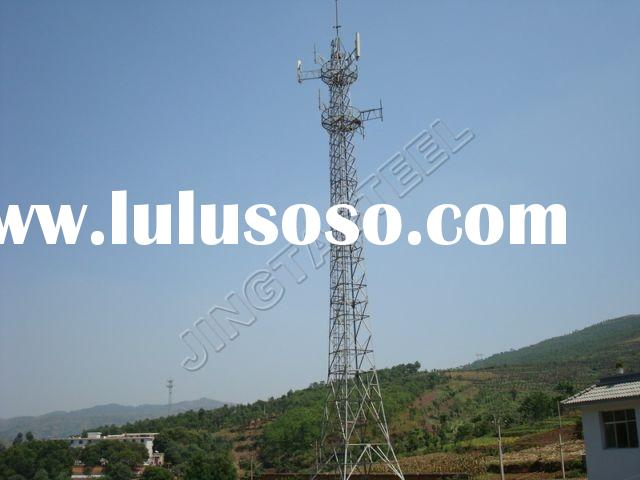 telecom tower(steel structure tower,telecommunication tower)