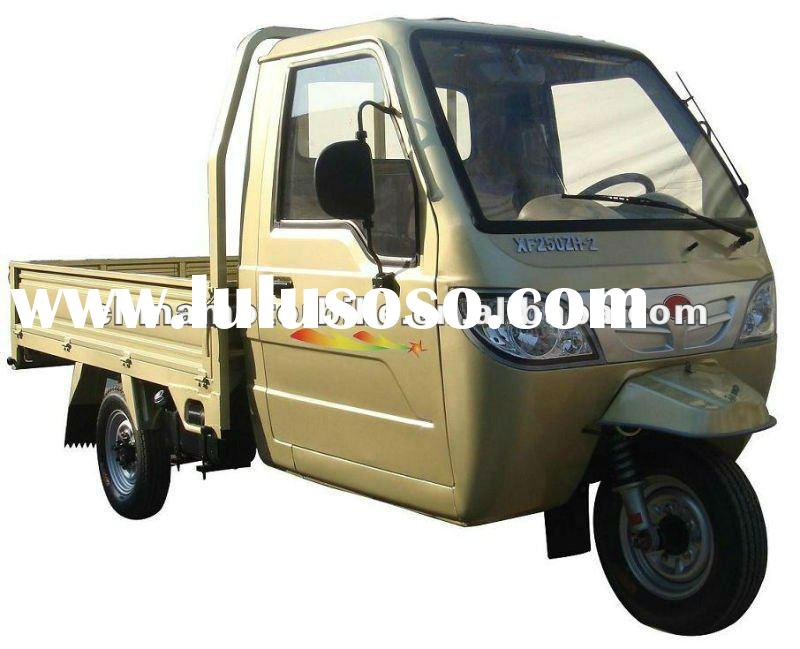 three wheel motorcycle/gas cargo tricycle/trike/three wheeler