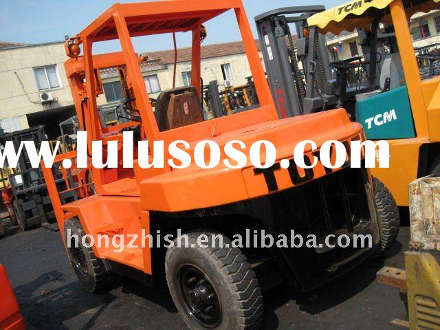 used Toyota diesel forklift Toyota 7tons on sale