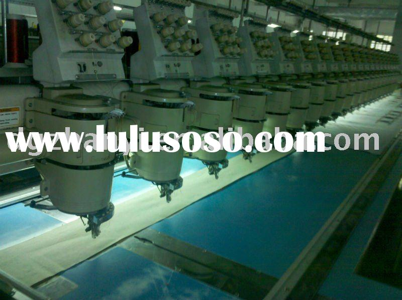 used barudan embroidery machine