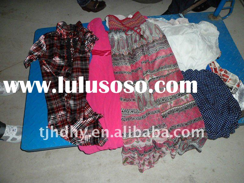 used clothes,clothing in bales