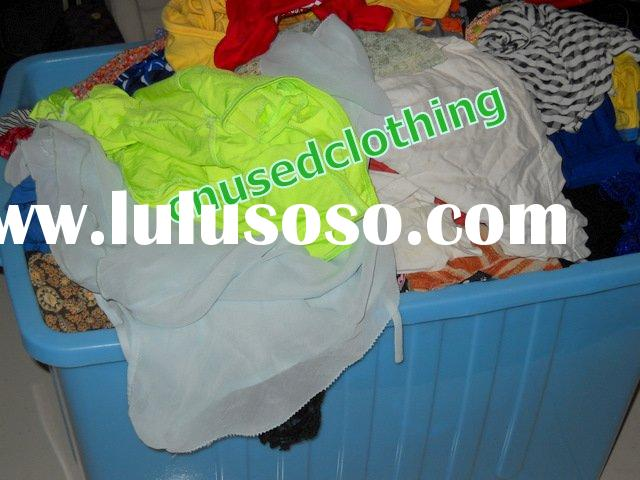 used clothes, used clothing, secondhand clothing from DB