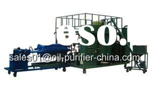 used engine oil recycling plant ---series ZLY