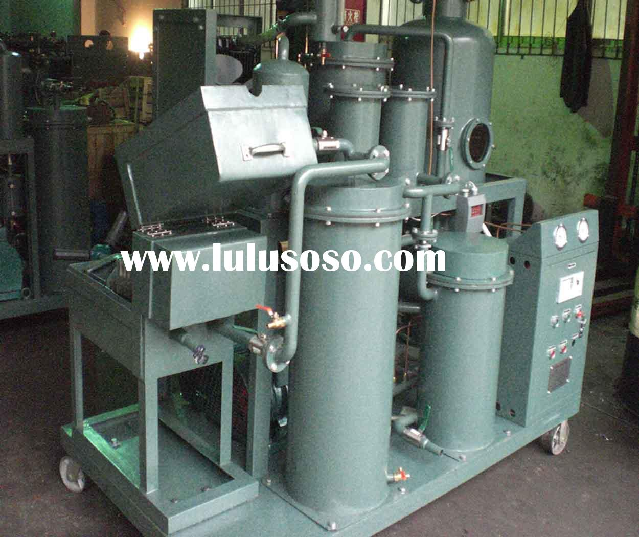 vegetable oil purifier, cooking oil filtration machine
