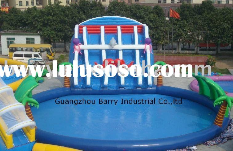 water park games/ Aquatic games / water games /Inflatable water park
