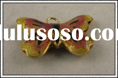 wholesale cloisonne jewelry beads A0510