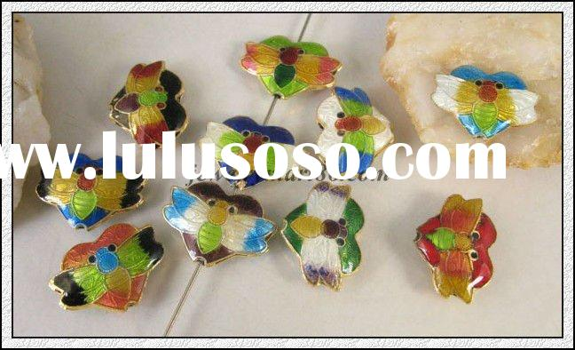 wholesale cloisonne jewelry beads A0701-1