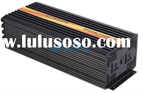 12v 5000w/10000w solar power inverter, pure sine wave power inverter