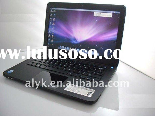 13.3 inch laptop with cheapest price, dual core,D525,dedicated card