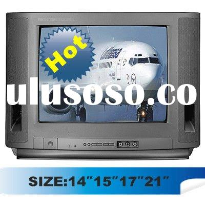 "14""17"" AC OR DC CRT SHARP Color TV"