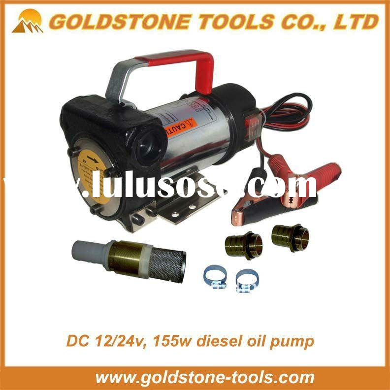 155W diesel engine fuel feed pump 12v/24v dc, fuel transfer pump,diesel fuel transfer pump
