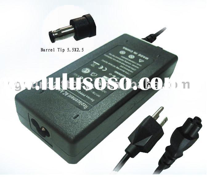 18.5v 4.9a 90w laptop charger for HP NC400, NC600 etc series laptop