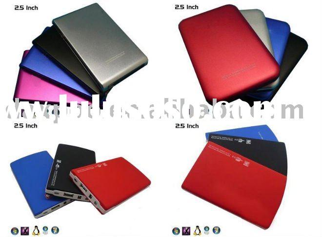 1TB External Harddisk Enclosure/Hdd Case For Sata Hard Disk 80GB/120GB/250/320GB/500GB