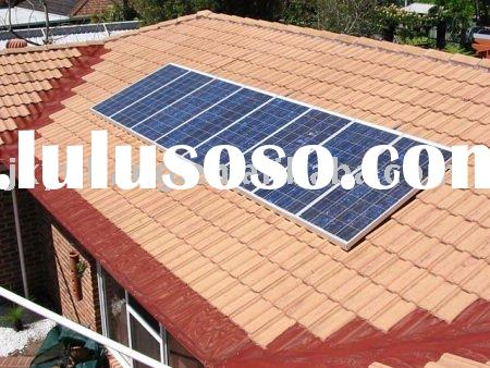1.5kw solar home system /house solar system supply for residence electric power/pv solar panel