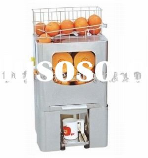 2000E-2 Automatic orange juice maker