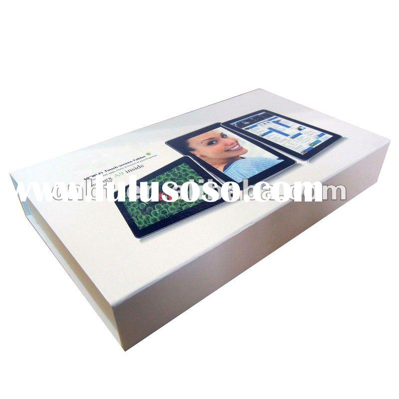 2012 & 2013 hot android tablet pc dual sim with high quality