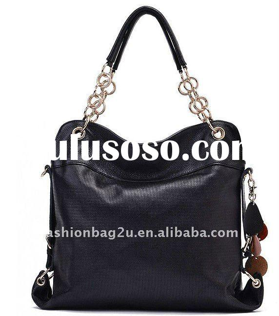 2012 Buy Online Handbags Genuine Leather Shoulder Bags Women