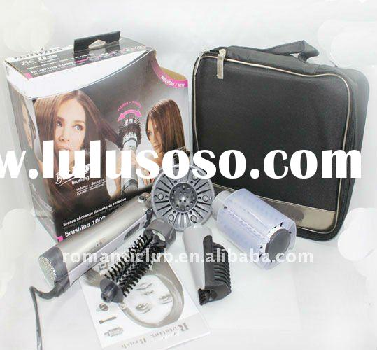 2012 Newest rotating electric hair brush RB01,4 in 1 Rotating Brush,rotating hair brush