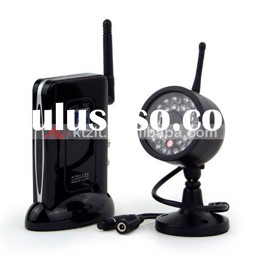 2.4G Ultra-mini CCTV Security Wireless Camera Kit System For Widely Use