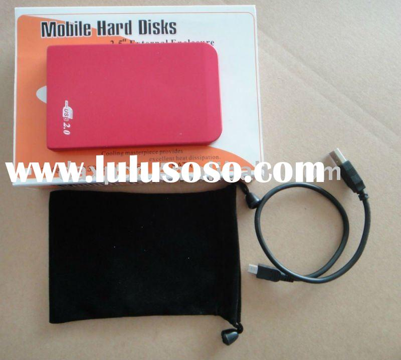 2.5 inch 500GB USB 2.0 Portable External Hard Disk Drive