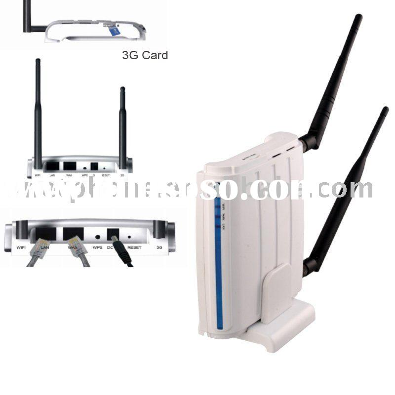 3g wireless router with sim card slot