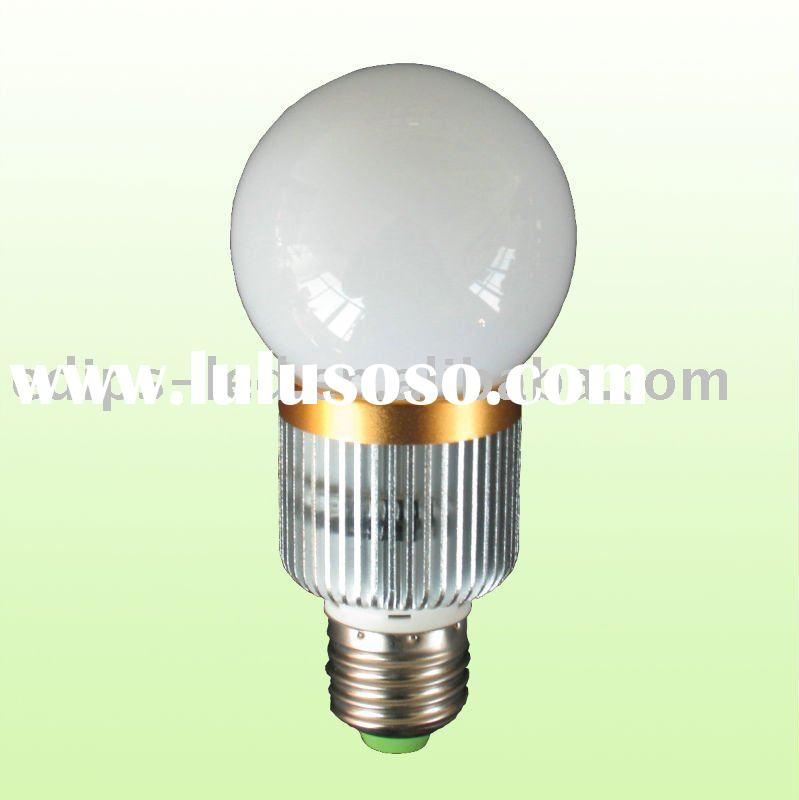 3x1W GU10 LED lamp bulb (Discount Price)