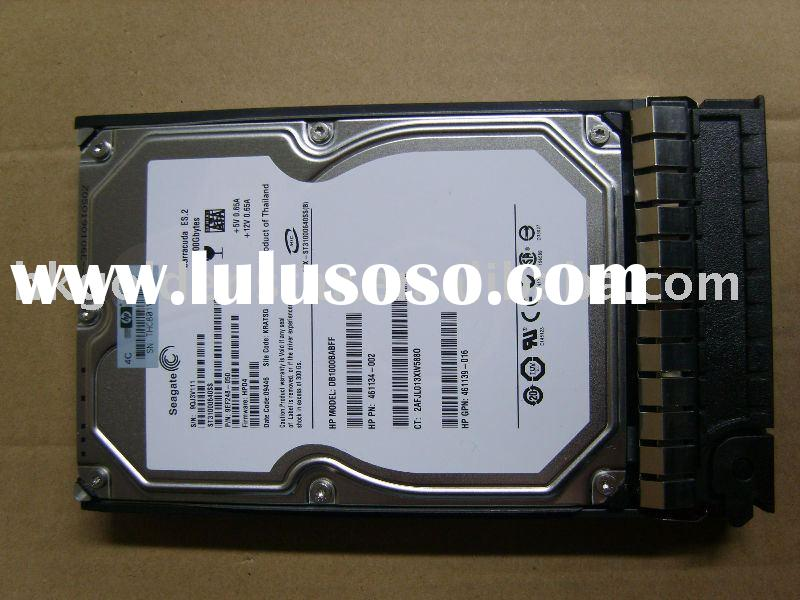 "461137-B21 1-TB 7.2K 3.5"" SAS DP internal hard drive for HP"