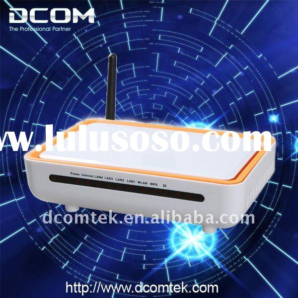 4-port 3G/3.5G WCDMA HSDPA/HSUPA/HSPA Wireless Broadband Router(3G Router,4 ports wifi router)