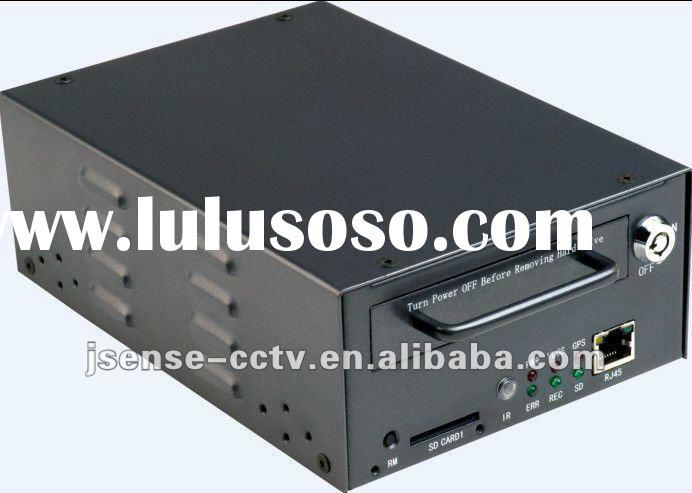 4channel CCTV Mobile DVR for school BUS Mobile video security