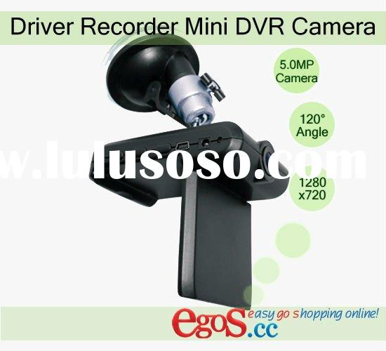 5MP HD 720P Driver Recorder Mini DVR Camera