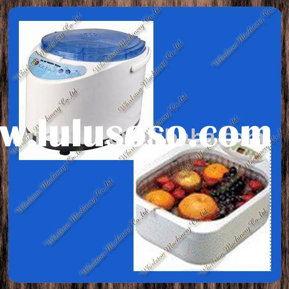5 Home/household Fruit and vegetable cleaning machine 0086-15039073502