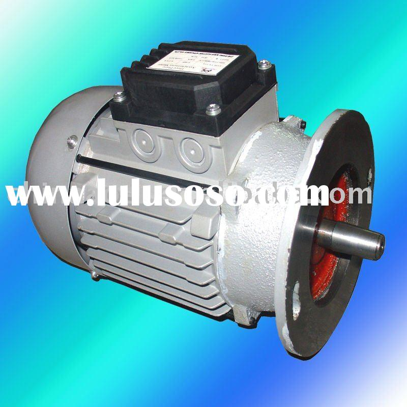 AC high rpm electric water driven pump motor price
