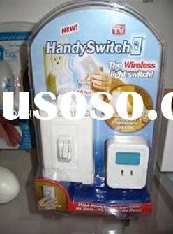 AS Seen on tv,Handy Switch,Wireless Light Switch,switch,portable switch,magic switch,tv item switch(