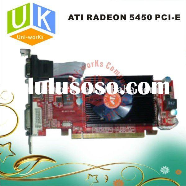 ATI Radeon HD 5450 PCI-E graphic card